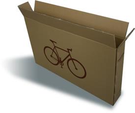 come spedire una bici